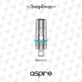 ASPIRE - Resistenze Nautilus 2 - 5pz
