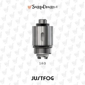 Head Coil Justfog - C14/G14/S14/Q16 - 5 pz