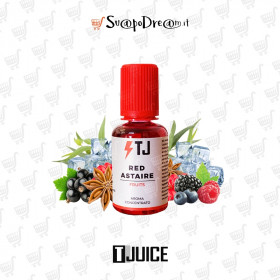T-JUICE - Aroma RED ASTAIRE 30ml
